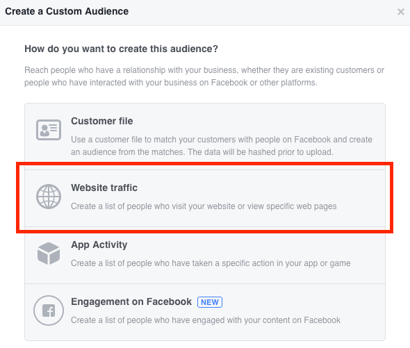 Screenshot-of-creating-facebook-custom-audience
