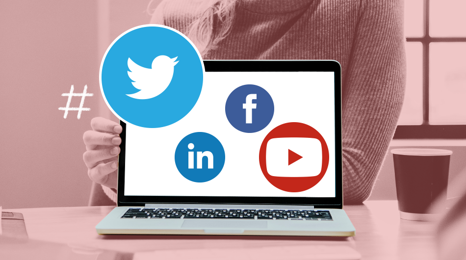 online learning: Social media