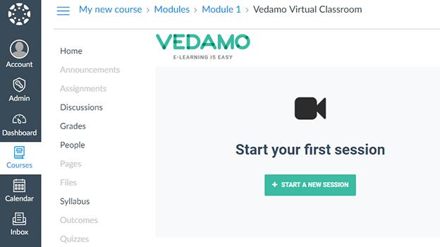 Virtual Classroom | VEDAMO