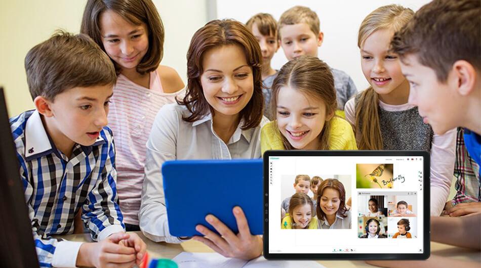 Virtual Classroom Success Story of Lingoteka