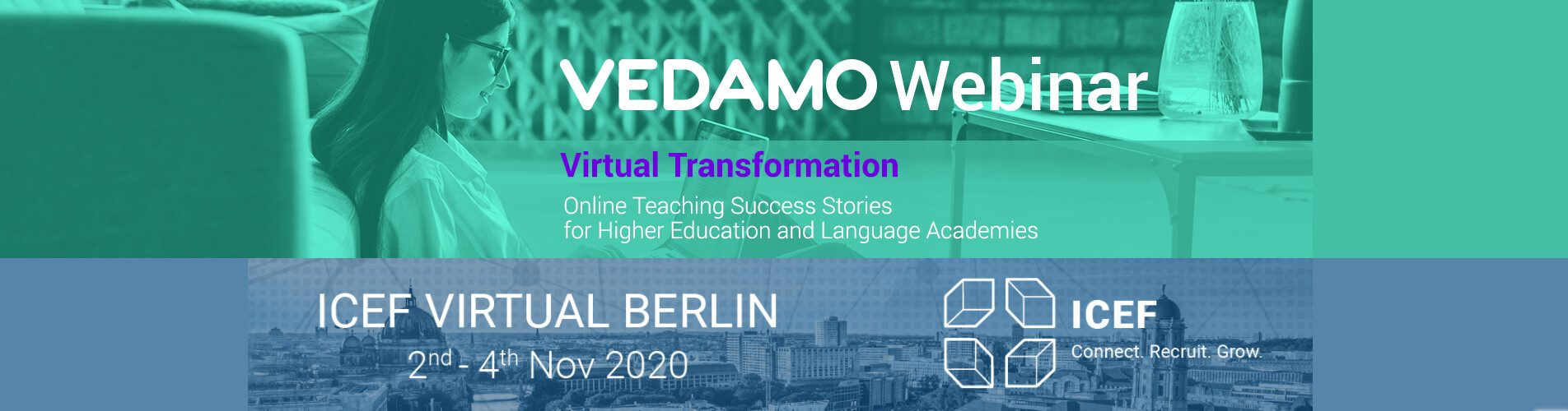 Virtual transformation in education